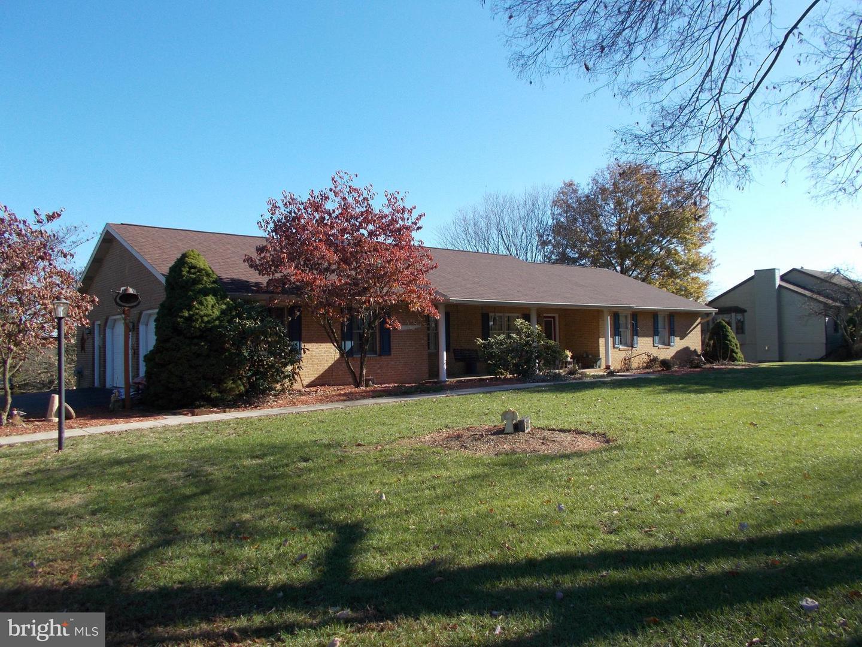 Single Family Homes のために 売買 アット Clear Spring, メリーランド 21722 アメリカ