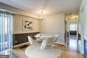 Dining Room - 1931 N CLEVELAND ST #501, ARLINGTON