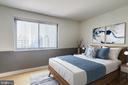 Guest/2nd Bedroom - 1931 N CLEVELAND ST #501, ARLINGTON