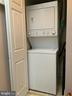 In-Unit Stacked Washer & Dryer - 3802 PORTER ST NW #302, WASHINGTON