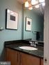Half Bath - Main Level - 3802 PORTER ST NW #302, WASHINGTON