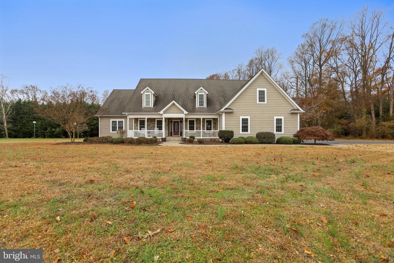 Single Family Homes pour l Vente à Ridgely, Maryland 21660 États-Unis