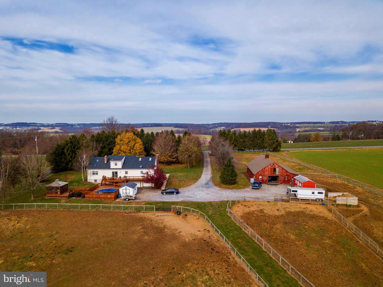 Single Family Homes للـ Sale في Cochranville, Pennsylvania 19330 United States
