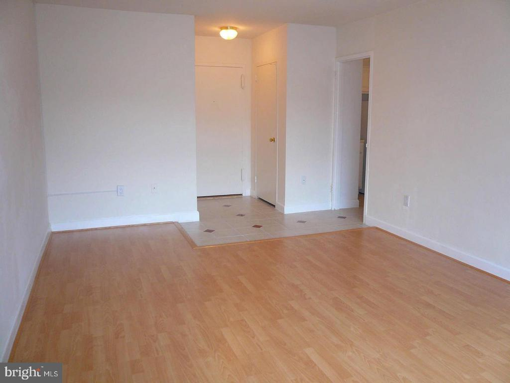 Newer wood laminate flooring - 1021 ARLINGTON BLVD #1044, ARLINGTON