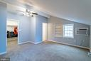 Large Walk-in Closet - 132 E MEADOWLAND LN, STERLING