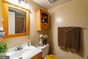 Full Bathroom - 132 E MEADOWLAND LN, STERLING