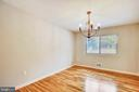 Large Windows for lots of Natural Light - 6008 NASSAU DR, SPRINGFIELD