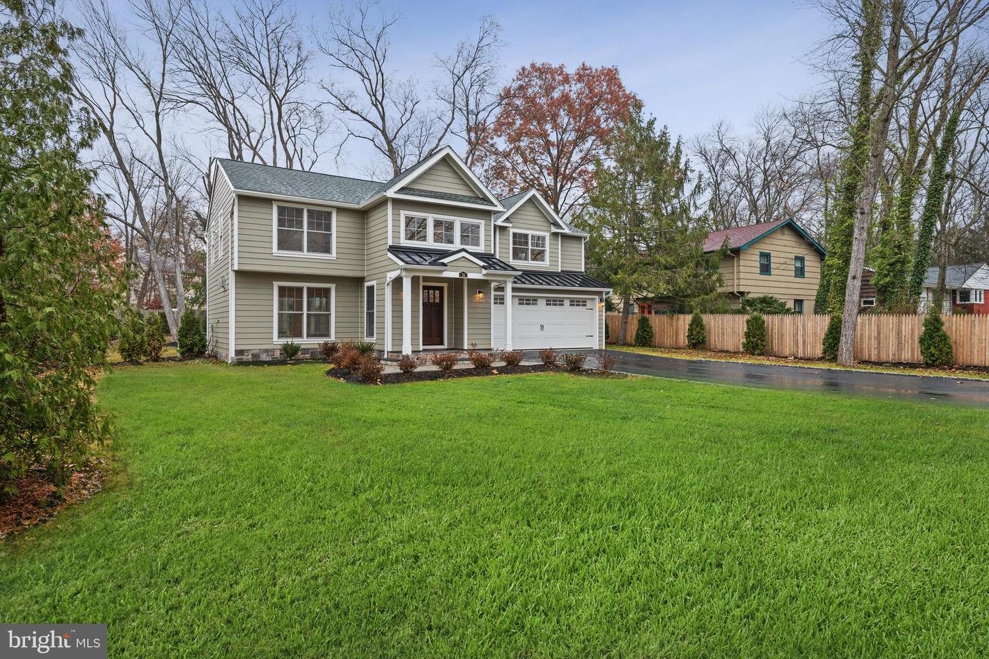 Single Family Homes per Vendita alle ore Princeton, New Jersey 08540 Stati Uniti