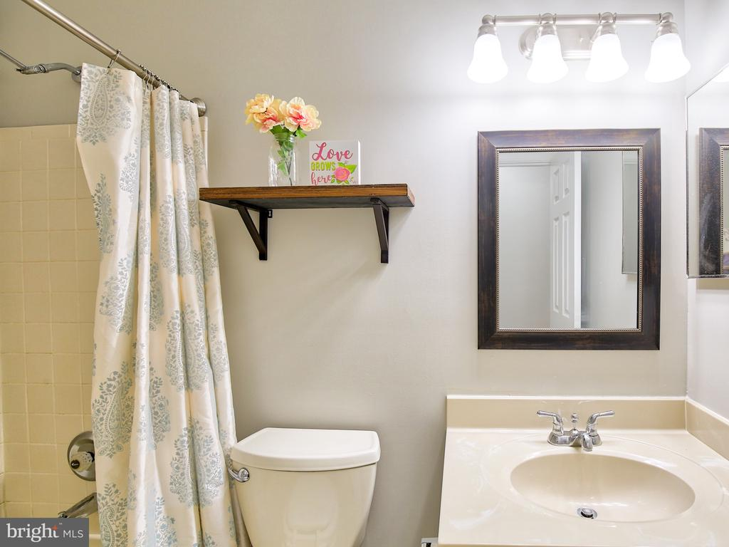 Hall Bathroom - 17578 COACHMAN DR, HAMILTON