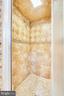 Basement Shower - 6008 NASSAU DR, SPRINGFIELD
