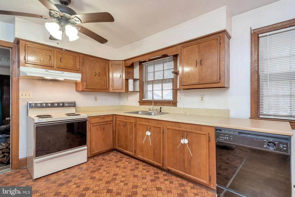 kitchen - 11516 ORANGE PLANK RD, SPOTSYLVANIA