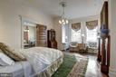 Master Suite with Fireplace and Dressing Area - 1633 16TH ST NW, WASHINGTON