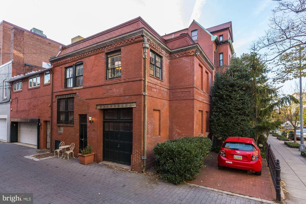 One Car Garage and One Off-Street Parking - 1633 16TH ST NW, WASHINGTON