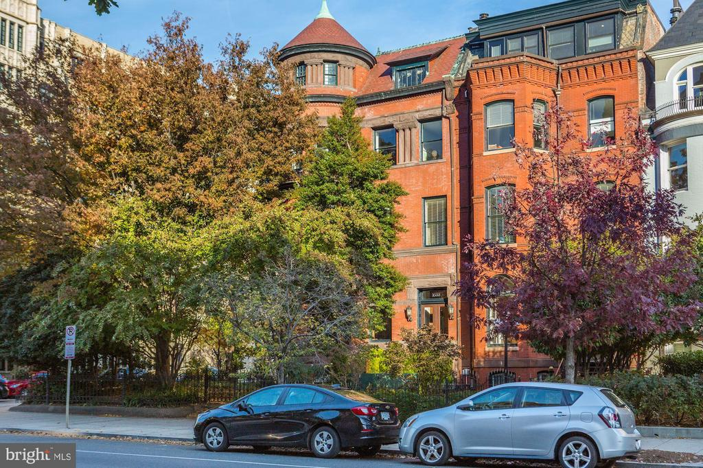 Picturesque View from 16th St - 1633 16TH ST NW, WASHINGTON