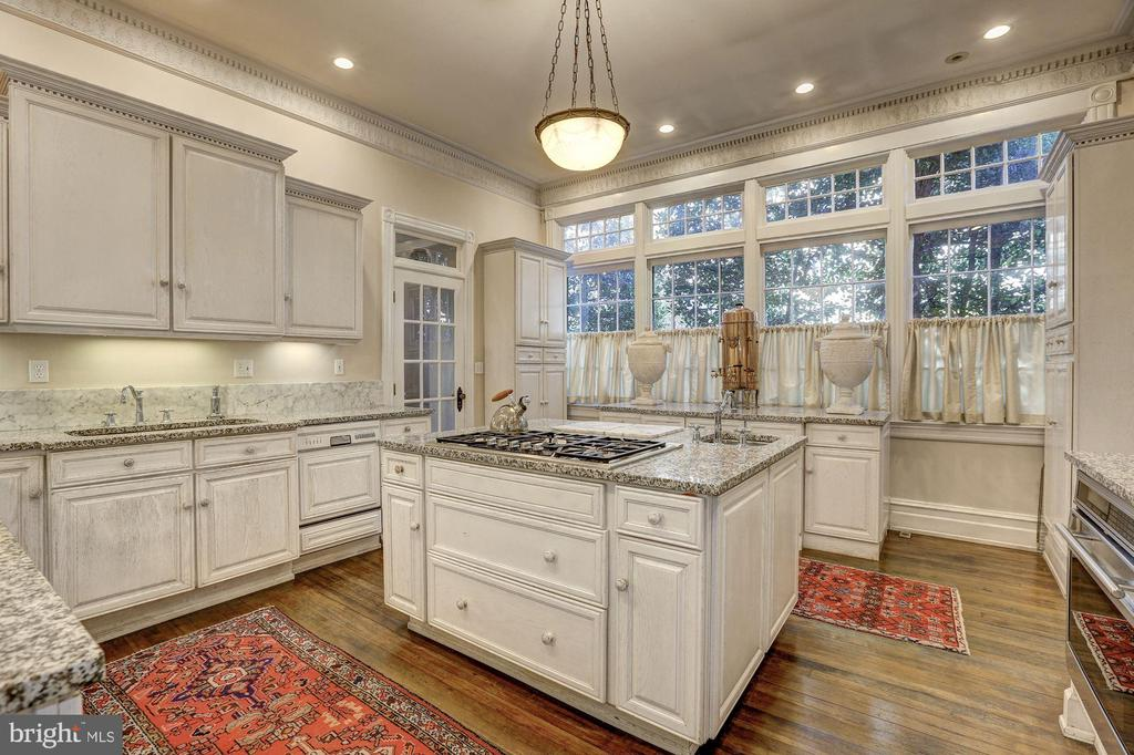 Gourment Island with Second Sink - 1633 16TH ST NW, WASHINGTON