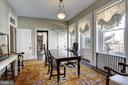 Office with Access to French Inspired Balcony - 1633 16TH ST NW, WASHINGTON