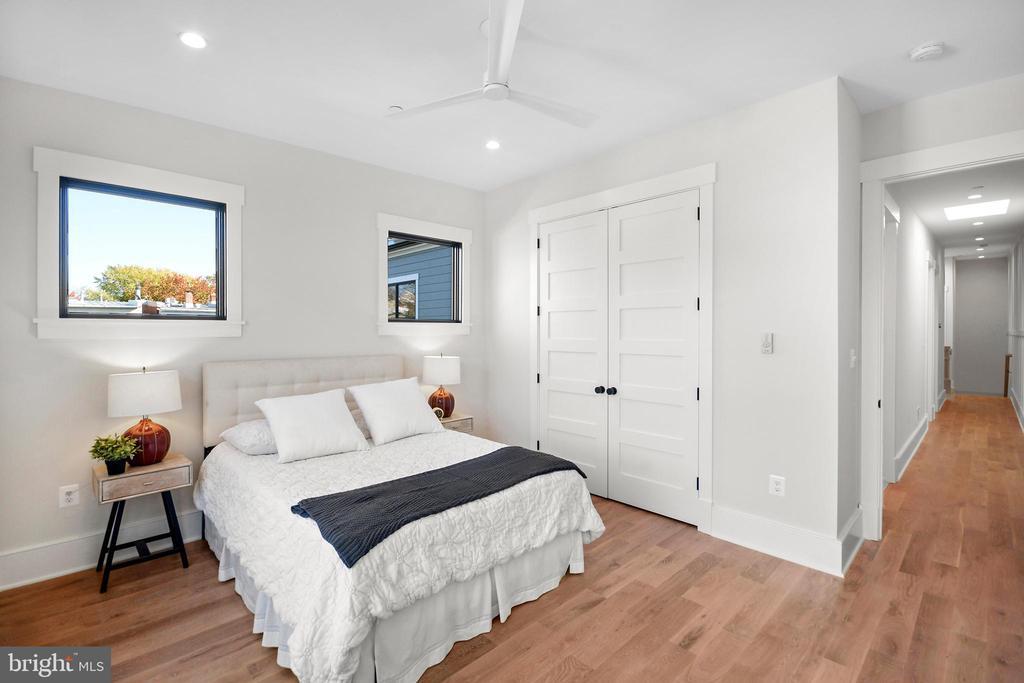Rear Bedroom - 1432 G ST SE, WASHINGTON