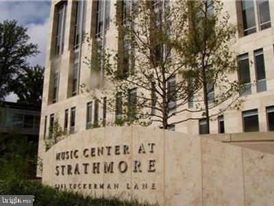 Walk to Strathmore Music and Art Centers - 10655 WEYMOUTH ST #101, BETHESDA