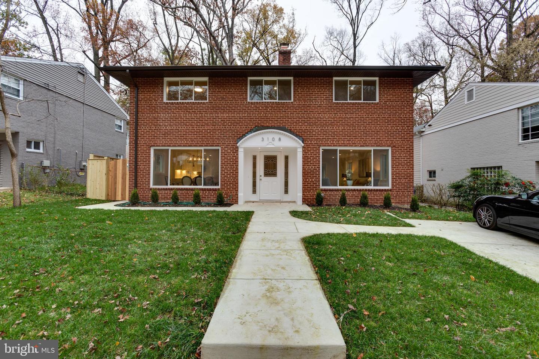 3108 HOMEWOOD PARKWAY, KENSINGTON, Maryland