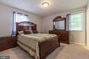 Master Bedroom! - 135 JOSHUA RD, STAFFORD