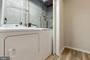 Lower Level Laundry Area! - 135 JOSHUA RD, STAFFORD