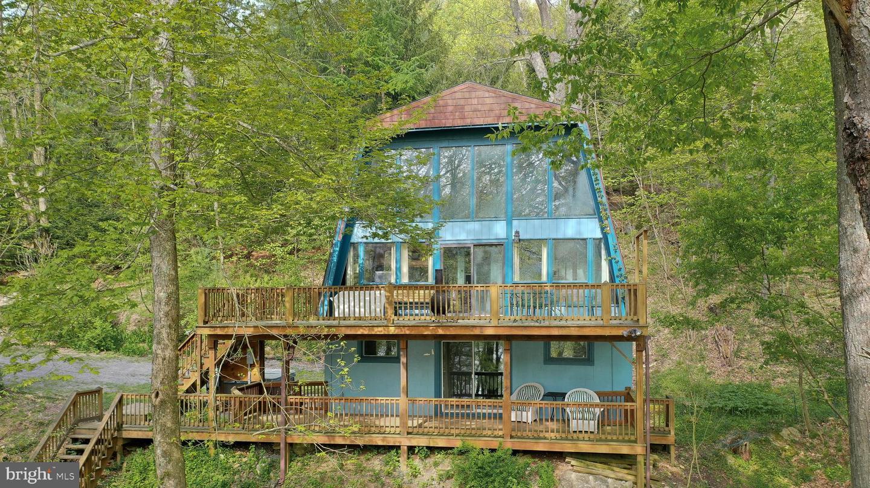 Single Family Homes για την Πώληση στο Mc Henry, Μεριλαντ 21541 Ηνωμένες Πολιτείες