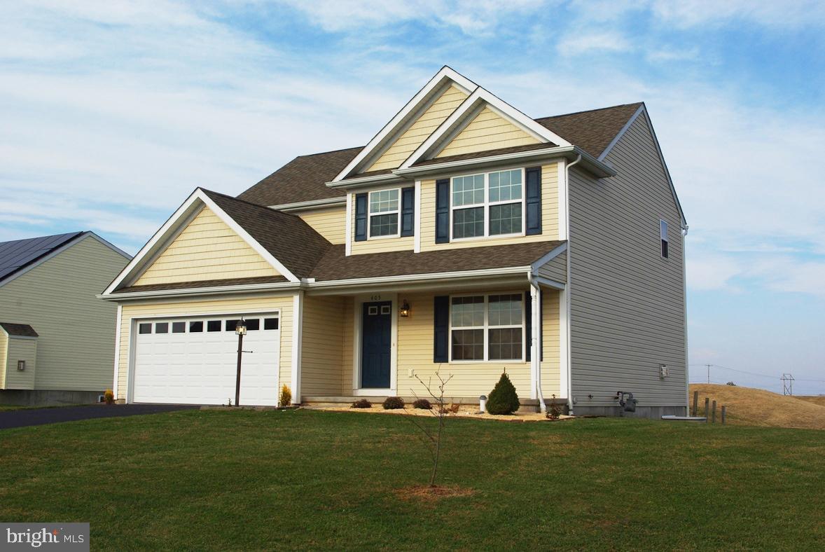 Single Family Homes للـ Sale في Mount Wolf, Pennsylvania 17347 United States