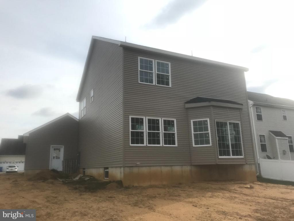 Exterior (Side/Back) - 35 GARWOOD BLVD, CLAYTON