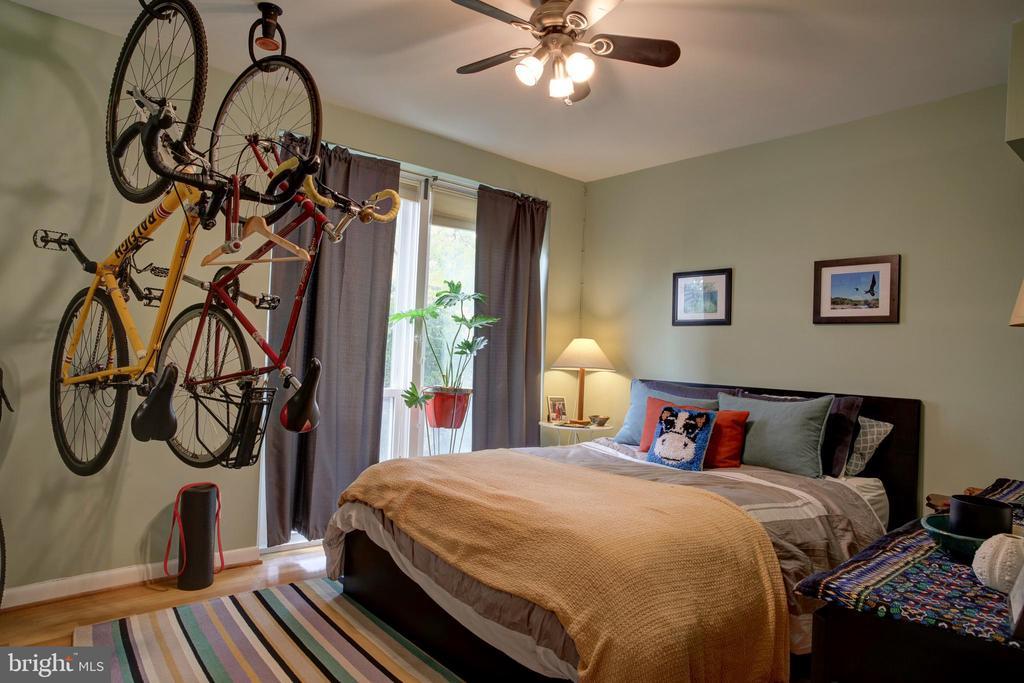 Second bedroom - 154 G ST SW #149, WASHINGTON