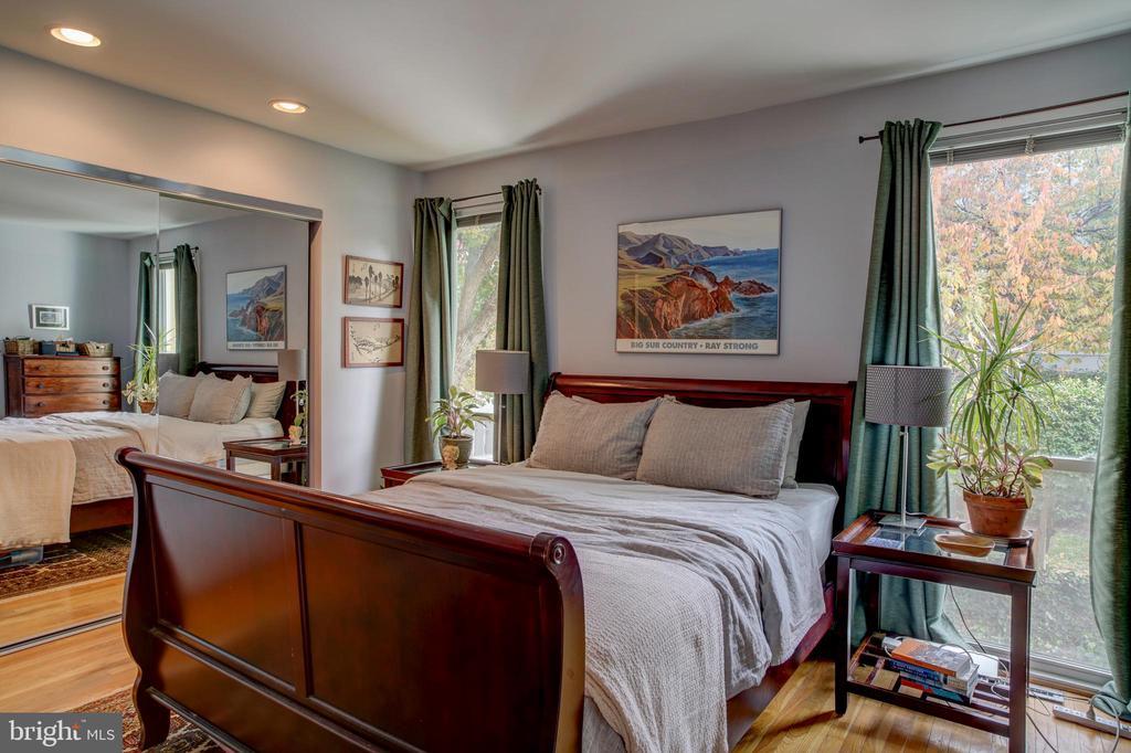 Main bedroom - 154 G ST SW #149, WASHINGTON