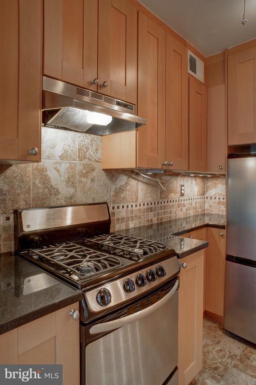 Kitchen for studio apartment - 154 G ST SW #149, WASHINGTON