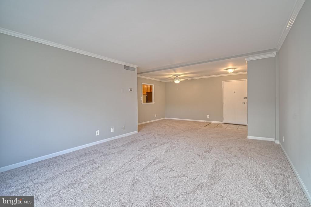 Spacious 2 bedroom 1 bath apartment - 10570 MAIN ST #520, FAIRFAX