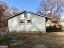 Fully fenced back yard - 10601 ROBIN LN, SPOTSYLVANIA