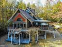 6000 SF 4 story home sited for maximum water views - 4610 FRIENDSHIP ACRES RD, NANJEMOY