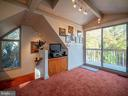 4th Bedroom getaway at the top of the home. - 4610 FRIENDSHIP ACRES RD, NANJEMOY