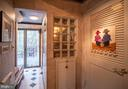 Master Bath suite transition toward sauna & shower - 4610 FRIENDSHIP ACRES RD, NANJEMOY