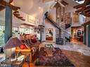 Great room with dramatic impact and open plan - 4610 FRIENDSHIP ACRES RD, NANJEMOY