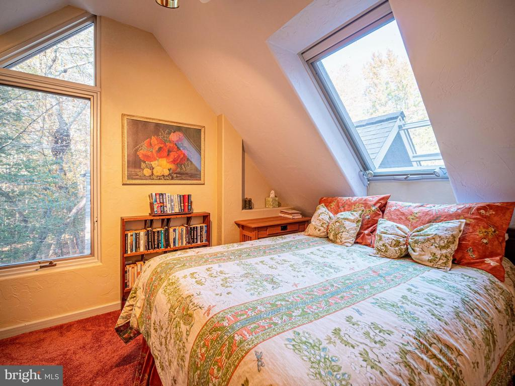 Guest Bedroom - fall asleep under the stars - 4610 FRIENDSHIP ACRES RD, NANJEMOY