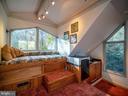 Cozy window seat, bar with mini-fridge & sink - 4610 FRIENDSHIP ACRES RD, NANJEMOY