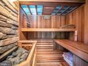 Relaxing sauna steps away from shwr & outdoors - 4610 FRIENDSHIP ACRES RD, NANJEMOY