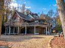 Exterior Front view (looking from water side) - 4610 FRIENDSHIP ACRES RD, NANJEMOY