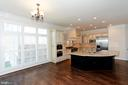 LOTS OF NATURAL LIGHT - 1351 VERRIER CT, VIENNA