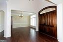 FORMAL DINING - 1351 VERRIER CT, VIENNA