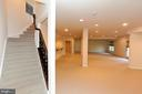 LARGE LOWER LEVEL (PIC 1) - 1351 VERRIER CT, VIENNA