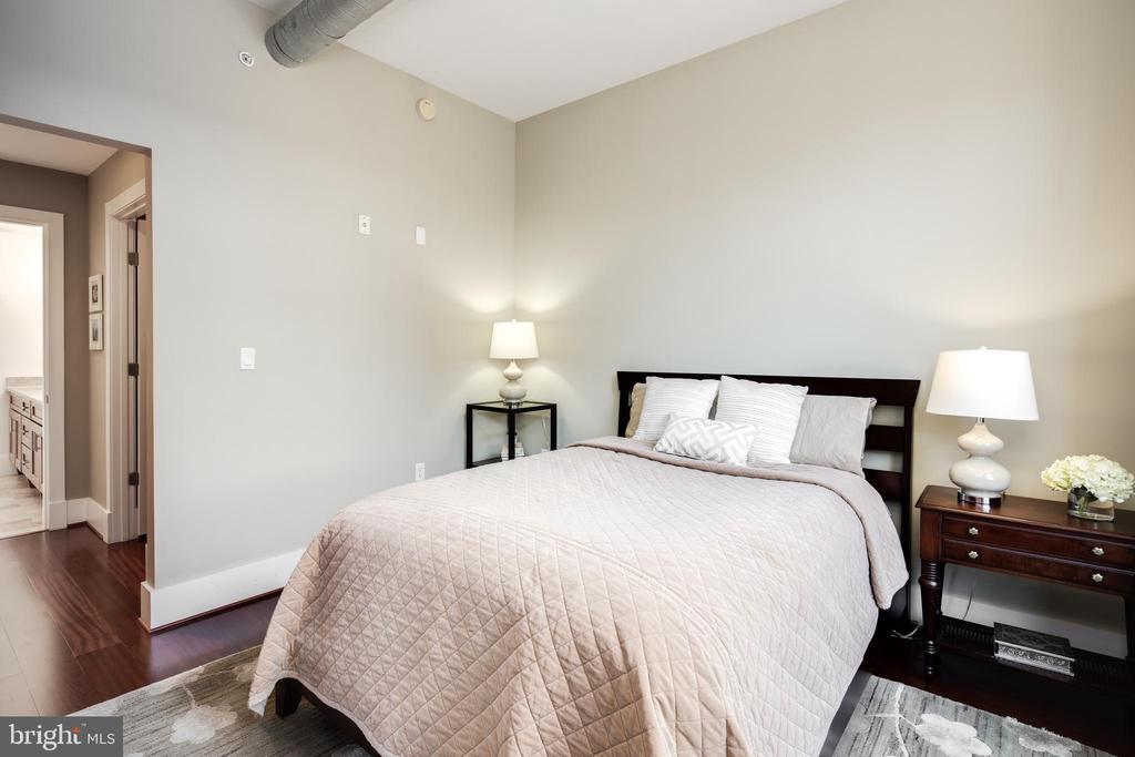 King size Master Bedroom - 1600 CLARENDON BLVD #W103, ARLINGTON