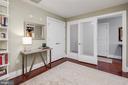 Guest Room/Den/Home office - 1600 CLARENDON BLVD #W103, ARLINGTON
