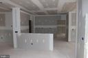 Kitchen area ready for paint and cabinets! - 1202 CONFEDERATE DR, LOCUST GROVE