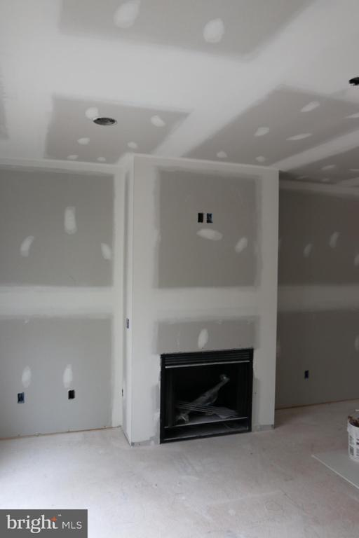 Living Room is ready for paint and flooring! - 1202 CONFEDERATE DR, LOCUST GROVE