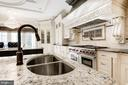 Each island has its own sink - 904 CHINQUAPIN RD, MCLEAN