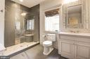 Bath for Bedroom #4 - 904 CHINQUAPIN RD, MCLEAN